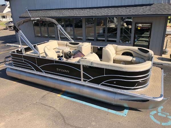 Sylvan Mirage 8522 CLZ Pontoon