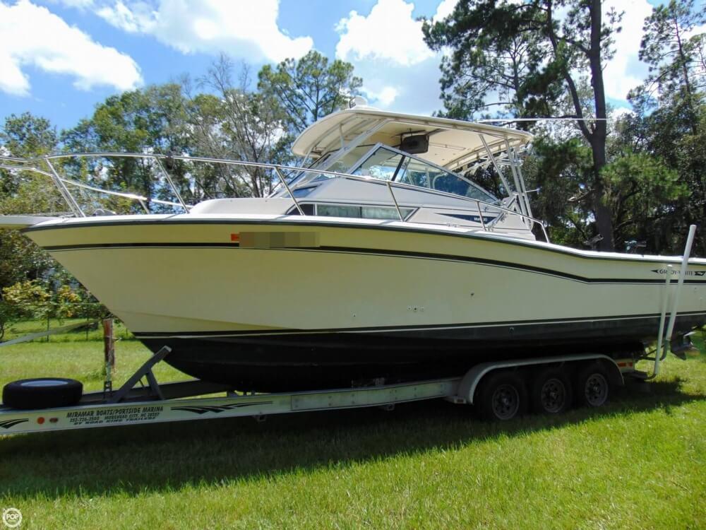Grady-White 28 MARLIN 1992 Grady-White 28 Marlin for sale in Jacksonville, FL