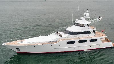 Feadship Sport Fisher