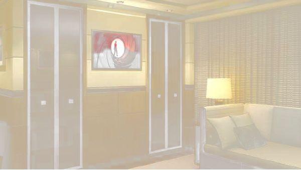 Curvelle Quaranta cabin suite
