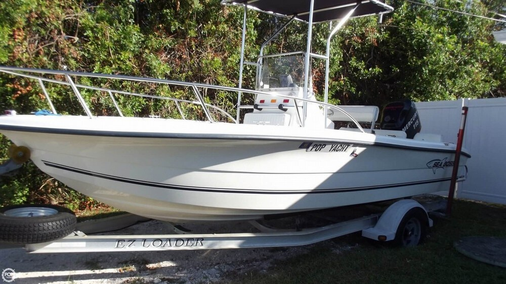 Sea Boss 190 CC 2006 Sea Boss 190 CC for sale in Port Saint Lucie, FL