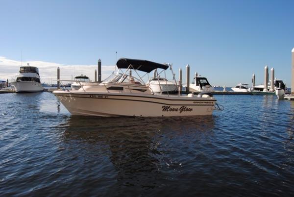 Grady-White 226 Seafarer Port Profile