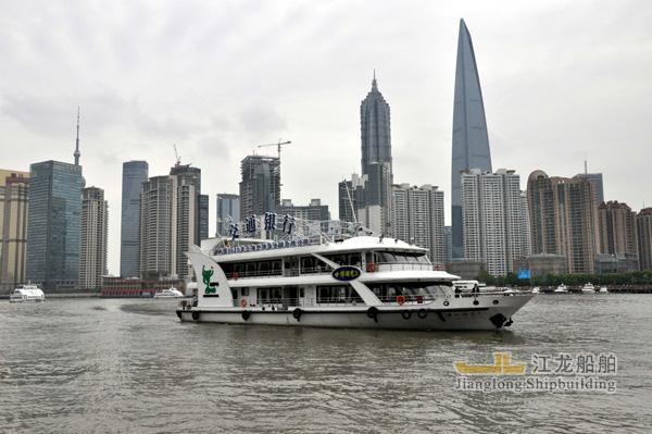 40m Shanghai Expo tourism boat 2