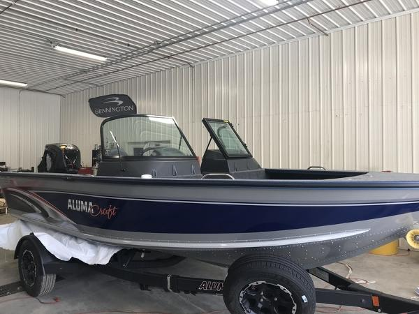 Alumacraft Edge 185 Sport