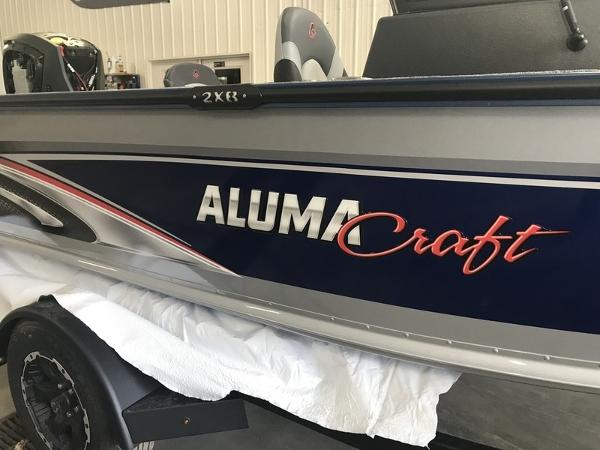 Alumacraft Edge 185 Sport