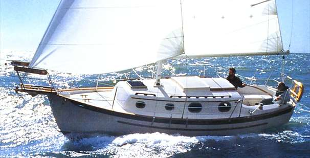 Pacific Seacraft Dana 24 Manufacturer Provided Image