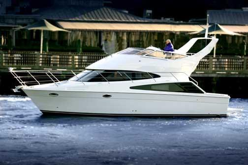 Carver 33 Super Sport Manufacturer Provided Image
