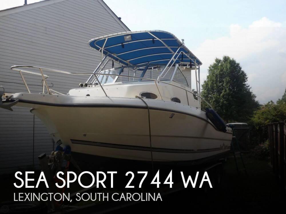 Sea Sport 2744 WA 1999 Sea Sport 2744 WA for sale in Lexington, SC