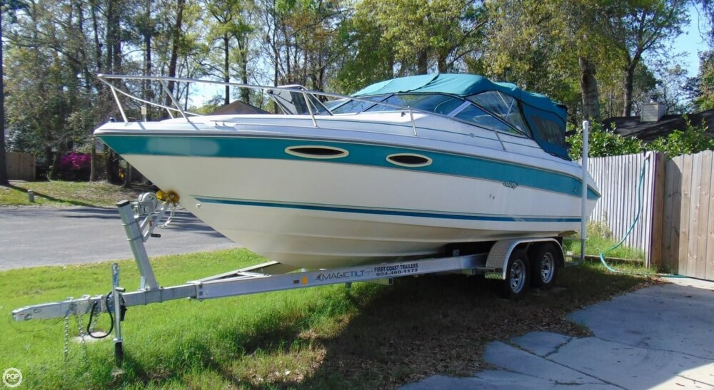 Sea Ray 240 Overnighter 1992 Sea Ray 240 Overnighter for sale in Fleming Island, FL