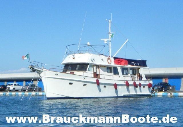 American Marine (SG)  Grand Banks 58 Trawler
