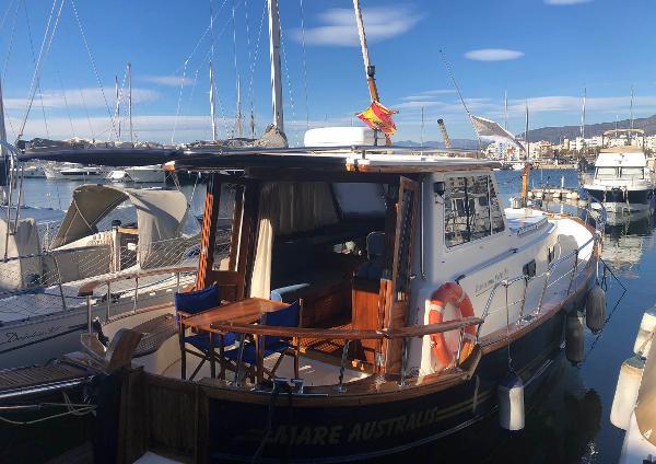 Menorquin Yacht 100 Toldilla Menorquin Yacht 100 Toldilla