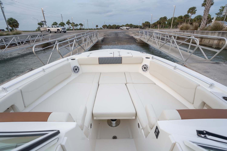 Cobia Boat image