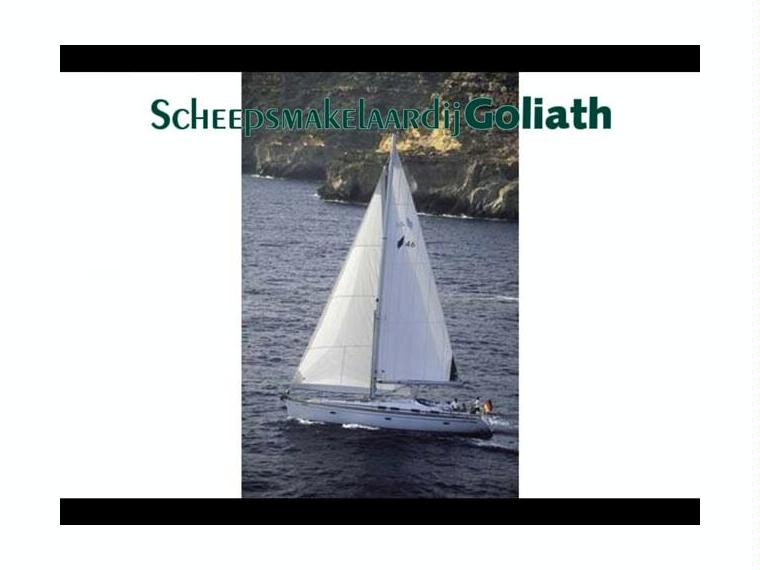 Bavaria Yachts Bavaria 46 Cruiser Kajuitzeilschip
