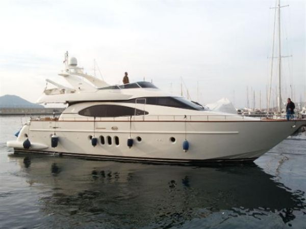 Azimut Flybridge Photo 1