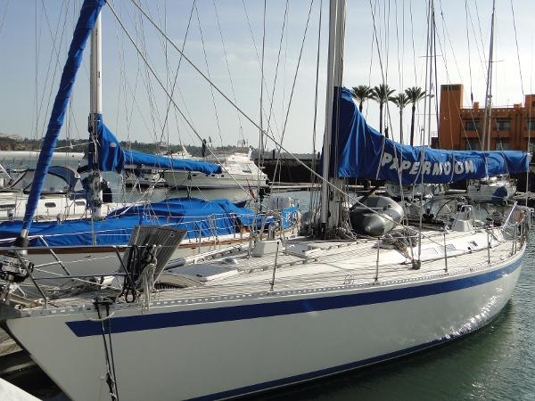 Sweden Yachts 50