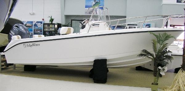 Edgewater 170 Cc Sister Ship (White)