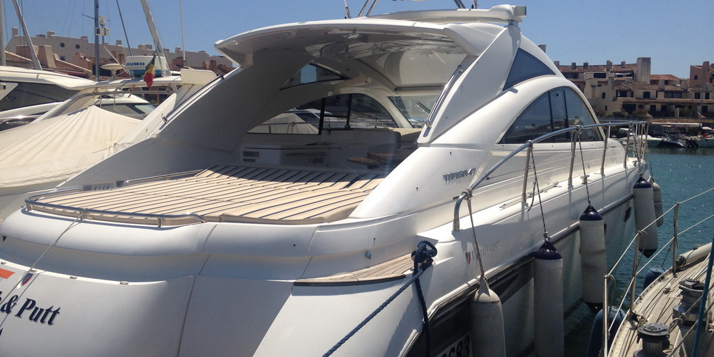 Fairline 47 Targa Open