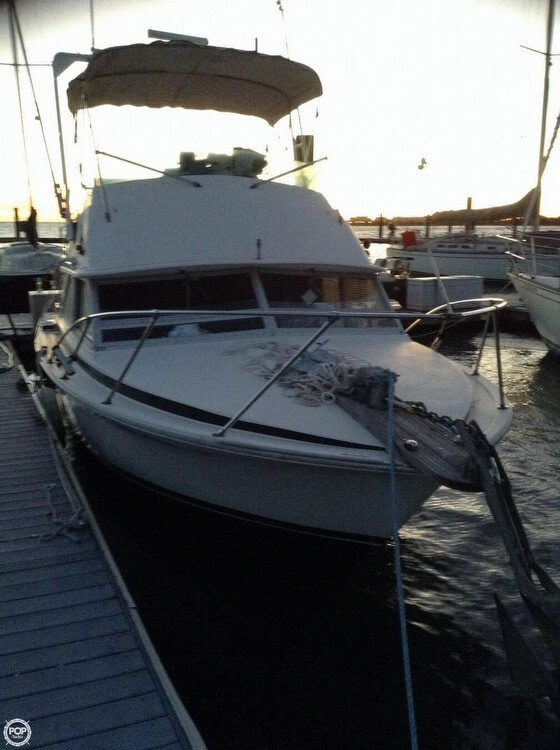 Bertram Sport Fish 1974 Bertram 28 for sale in Brooklyn, NY