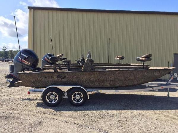 G3 Boats Bay 20 DLX Camo