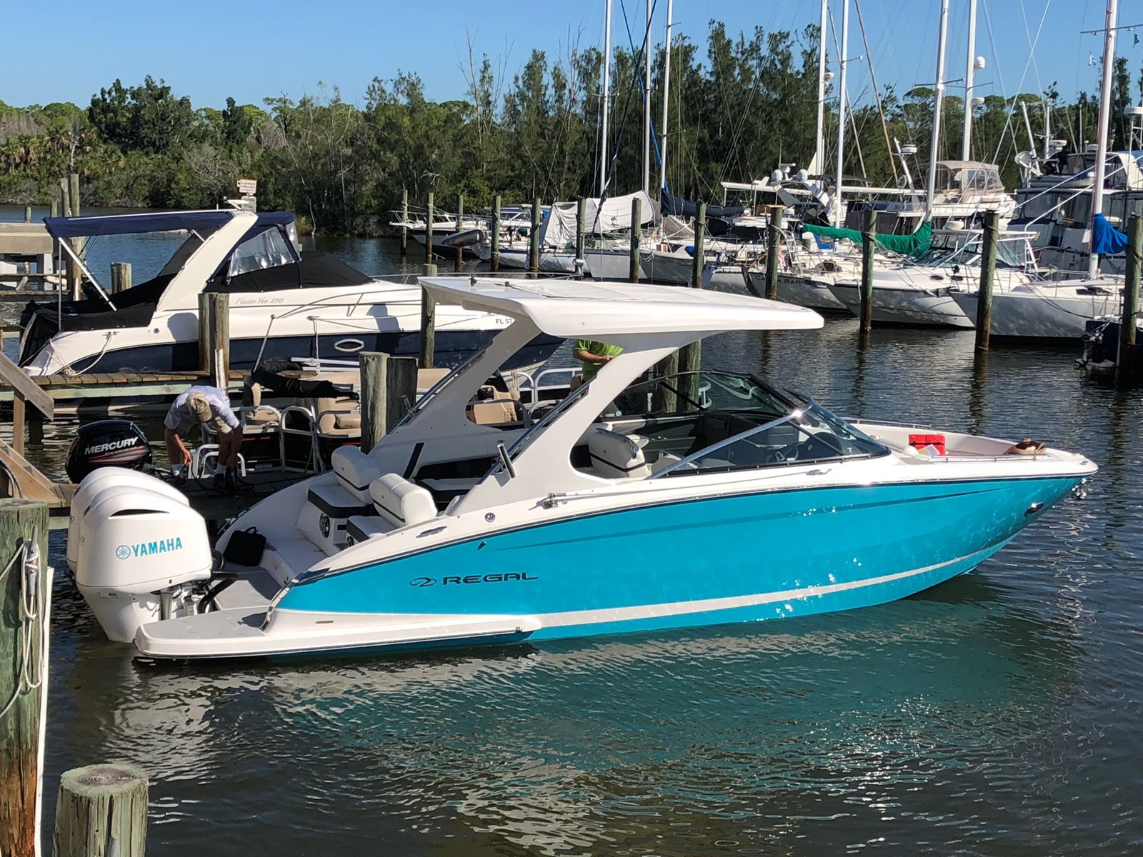 Regal Outboard 29 OBX