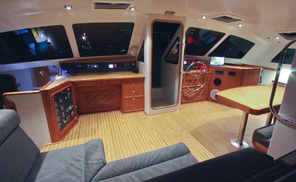 Pilothouse Comfort
