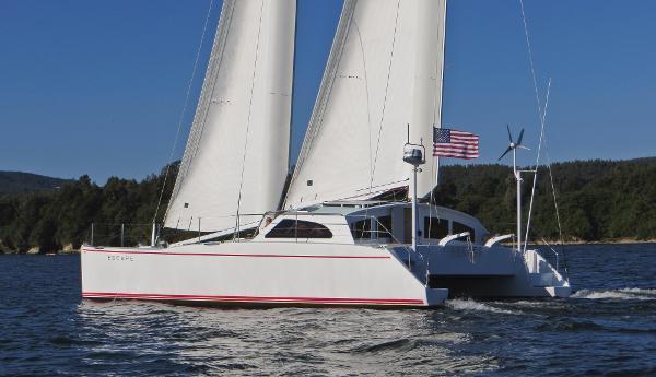 Sailing Quarter View
