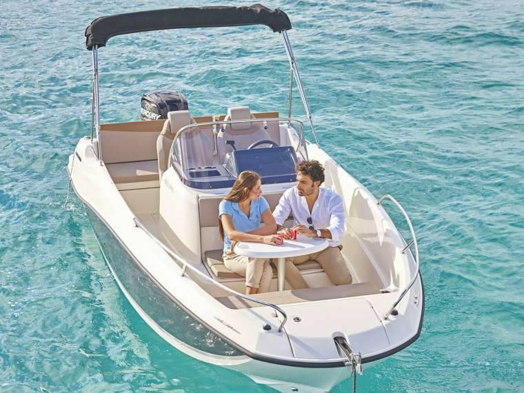 Quicksilver Quicksilver Activ 605 Open