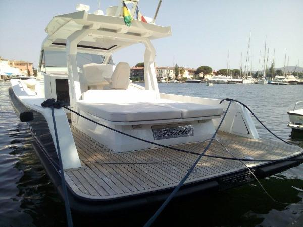 Maori Yachts 50 Tender Hard Top