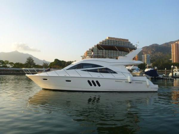 Sealine T50 Sealine T50 Profile
