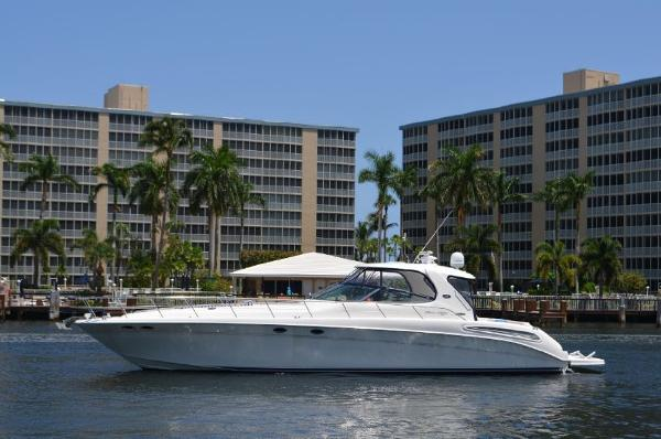 Sea Ray 550 Sundancer 2004 Sea Ray 550 Sundancer