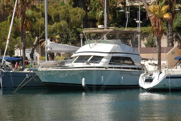 Bertram 50 Convertible Trés beau Bertram 50 Fly en vente sur le site de Very Yachting