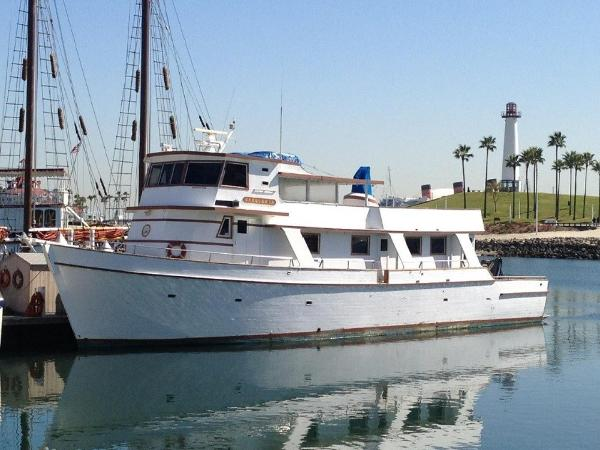 Trawler Bellamy 90