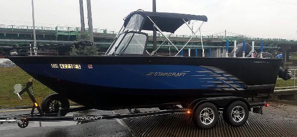 Starcraft Fishmaster 210