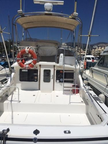 Bertram 28 Flybridge CRUISER Bertram 28 Flybridge