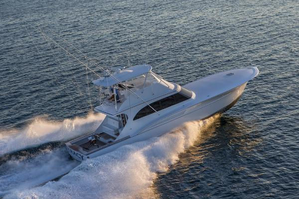 Shearline Custom Carolina 61' Convertible Piracy