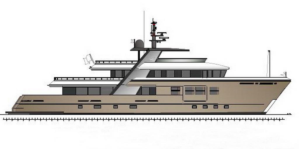 Drettmann Explorer Yacht 40