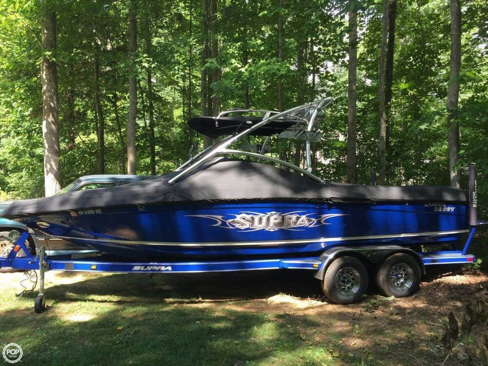 Supra Launch 22 SSV 2007 Supra Launch 22 SSV for sale in Huntersville, NC