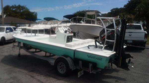 East Cape Skiffs 19' Vantage High Performance