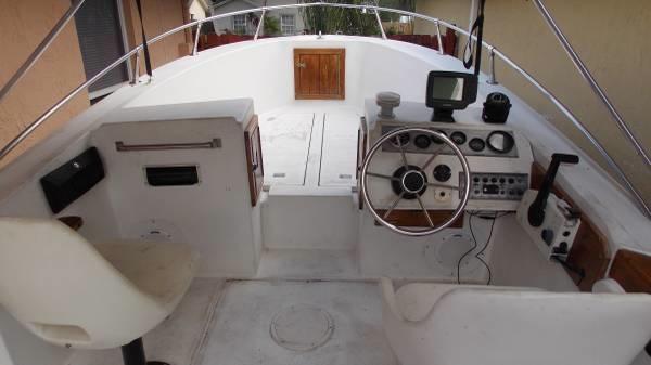 Sea Ox 180 Dual Console Sea Ox 180 Dual Console