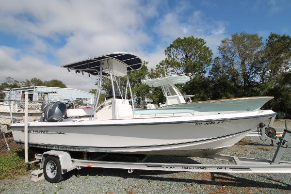 Sea Hunt 22 Bayboat