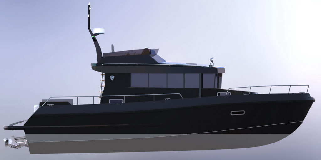 Brizo Brizo 42 Flybridge (NEW)