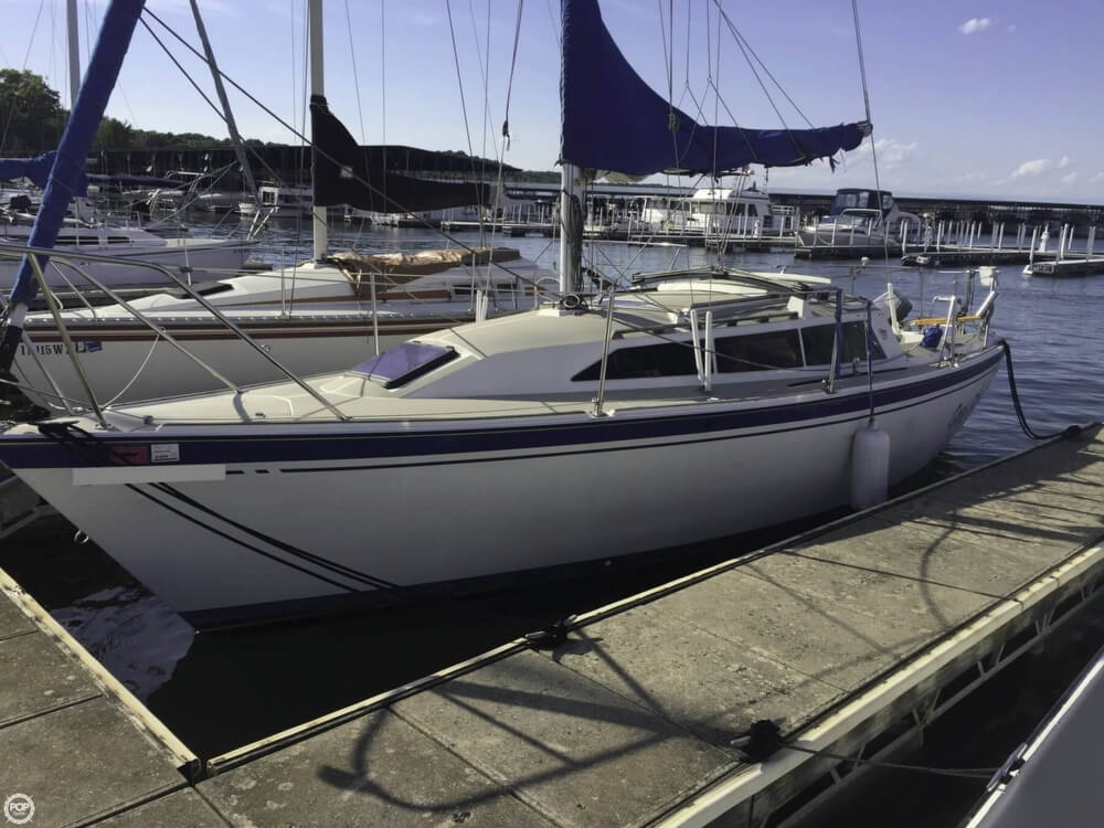 O Day 272 Masthead Sloop 1988 O'day 26 for sale in Bloomington, IN