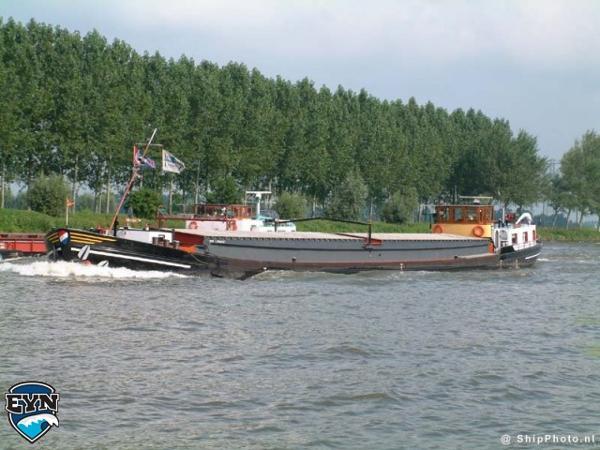 Cargo House vessel 60 metres