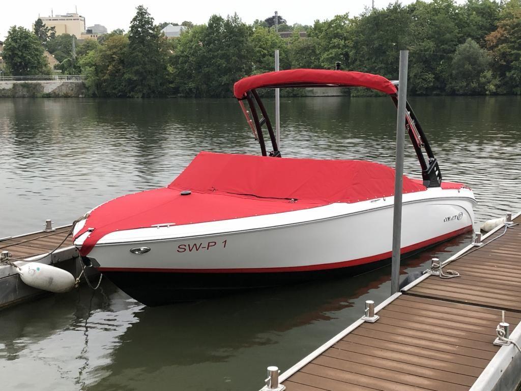 Cobalt 220 S  Vorfhrboot