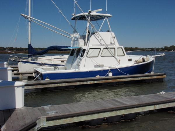 Ellis/General Marine Downeaster 32