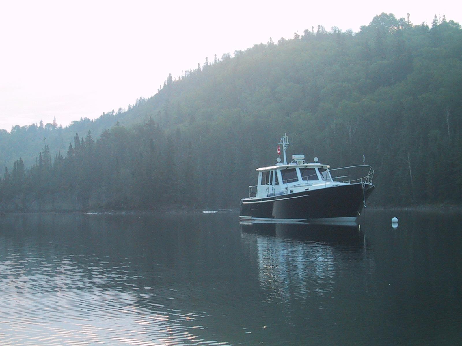 Freedom Yachts Legacy 40 Sedan