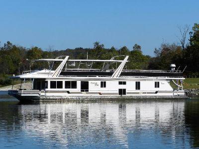 Sunstar 17' x 87' Houseboat