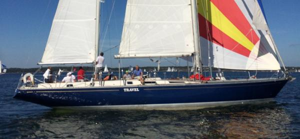 Nautor Swan 65 (65-028) TRAVEL sailing