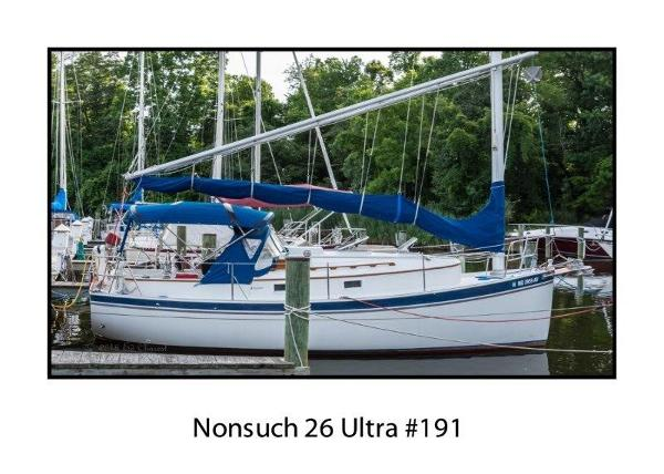 Nonsuch 26 Ultra