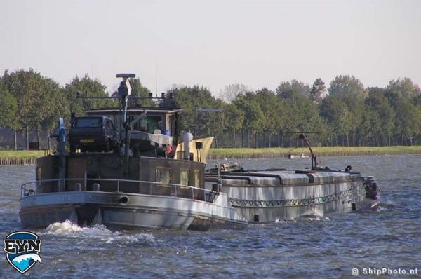Cargo House vessel 62 Metres